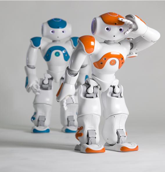 NAO双足人型机器人