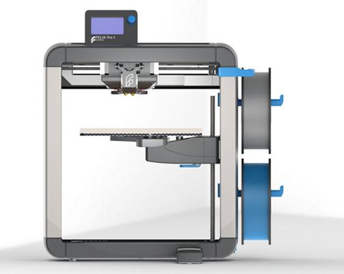 荷兰Felix 3D打印公司最新推出新一代打印机FELIX Pro1